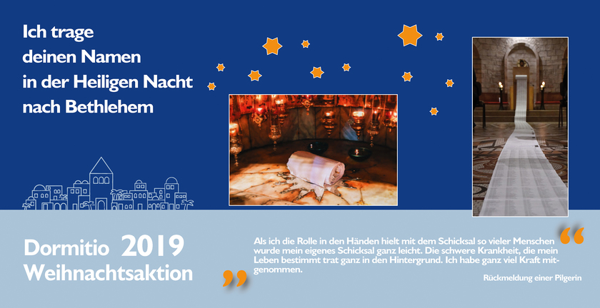 Weihnachtsaktion 2019: Flyer Deutsch (pdf)